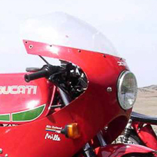 1985 Ducati MHR Mille Mike Hailwood Replica 1000cc
