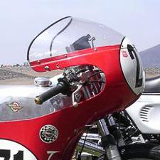 1966 Ducati Race Silverstone 250cc
