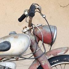 1951 NSU Fox 125cc