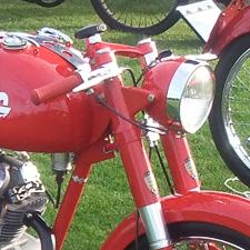 1954 Ducati GS Mariana 125cc