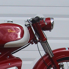 1959 Capri Demm Sport