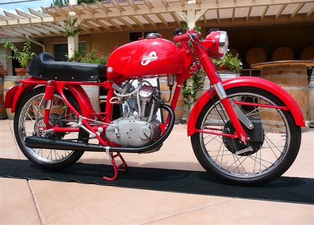 1956 Ducati 125cc Marianna
