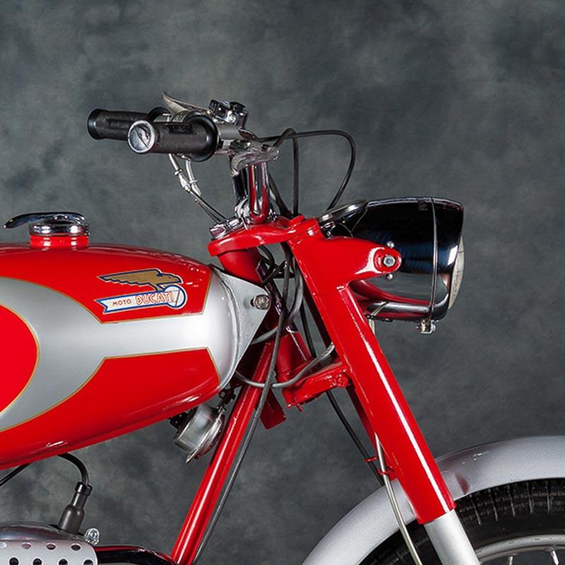 1964 Ducati Montanier II 100cc