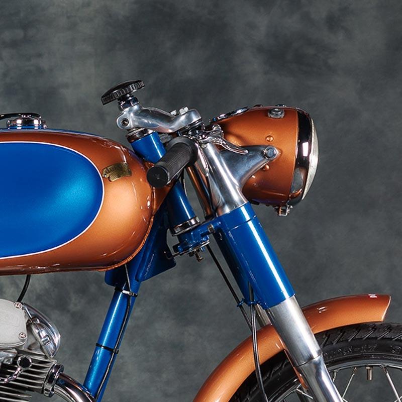 1958 Ducati Sport 125cc