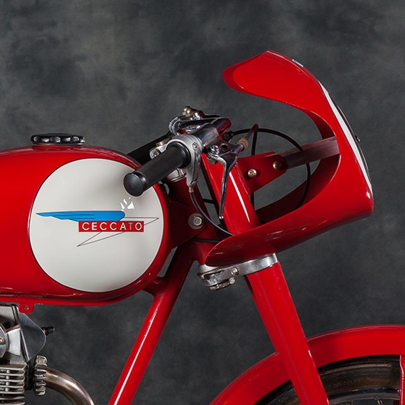 1963 Tehuelche Ceccato Replica 100cc