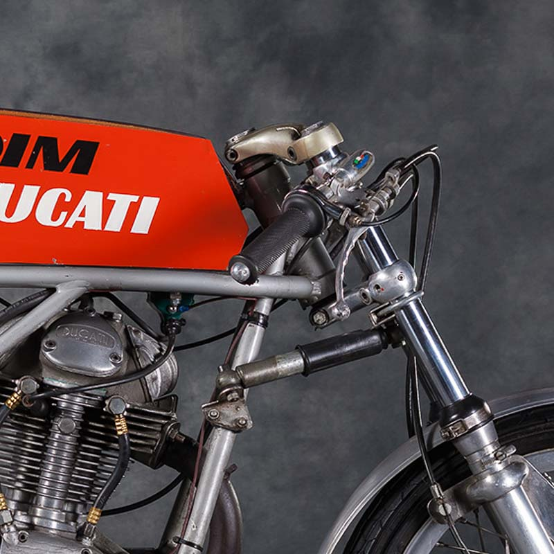 1966 Ducati SC Race Bike 250cc