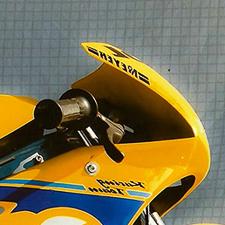 1980 Blata Mini Moto Racebike 38cc