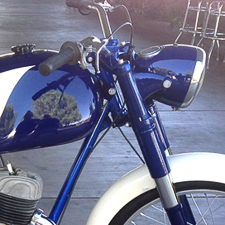 1962 Vincentina Sport 125cc