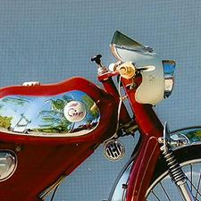 1964 Cyrus 100cc