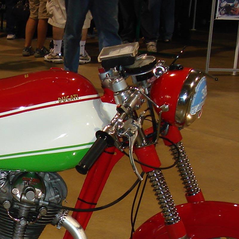1961 Ducati Tri-Colore 175cc