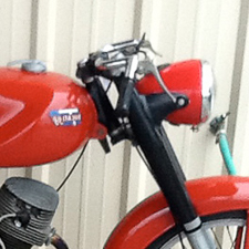 1956 Ducati 98T 98cc
