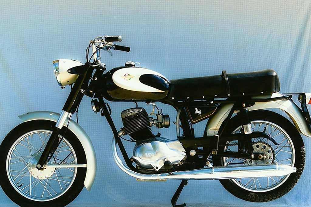 1959 Ducati 125cc Bronco