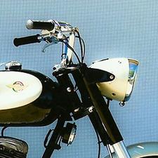 1962 Ducati Bronco 125cc