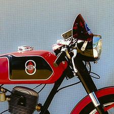 1947 Gilera Sport 125cc