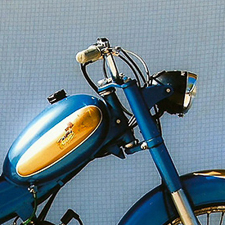 1962 Giullieta Peripoli 48cc