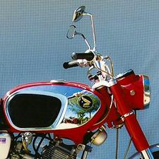 1966 Honda CB Race 160cc