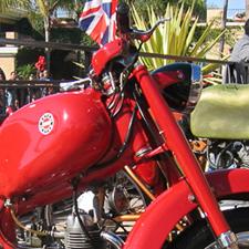 1957 Motom Sella Lunga 50cc