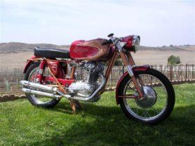 1957 Ducati 175cc Sport