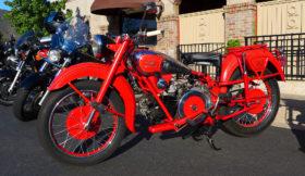 1947 MotoGuzzi 500cc GTW