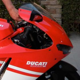 2008 Ducati Desmosedicci RR16