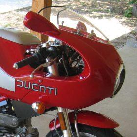 2002 Ducati MHE900 900cc