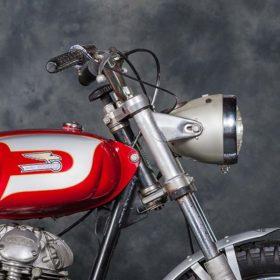 1967 Ducati Scrambler 250cc
