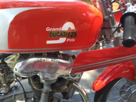 1958 Ducati 125cc GP R